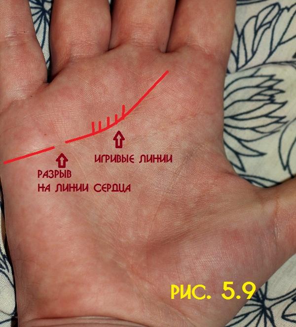 знаки на ладони фото и описание понятие