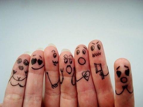 Размеры рук и пальцев