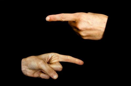 Многое можно узнать по одному пальцу
